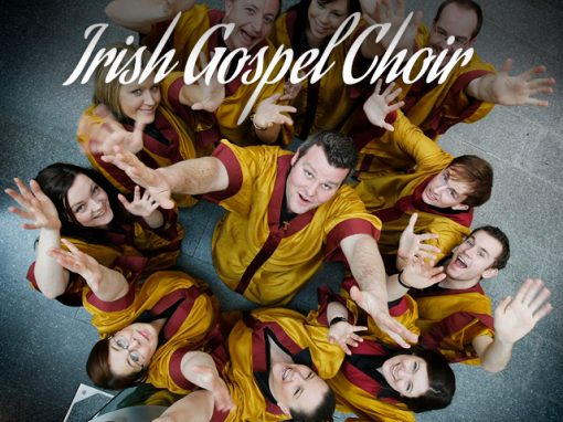 Irish Gospel Choir<BR>Ireland's National Gospel Ensemble