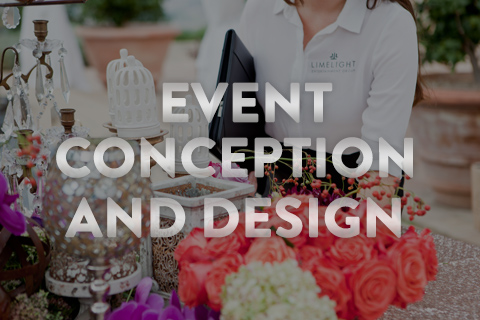 Event Conception and Design