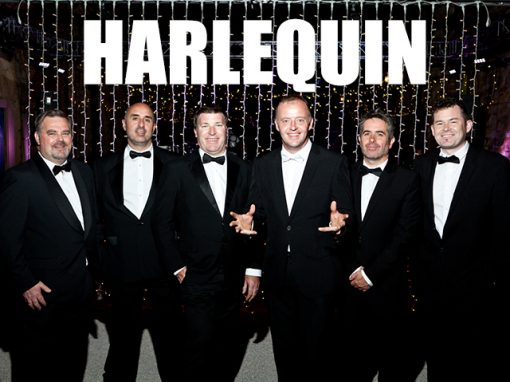 Harlequin<BR>Europe's #1 Specialist LIVE Party Band