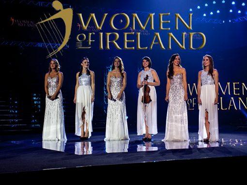 Women of Ireland<BR>Ireland's finest female performers