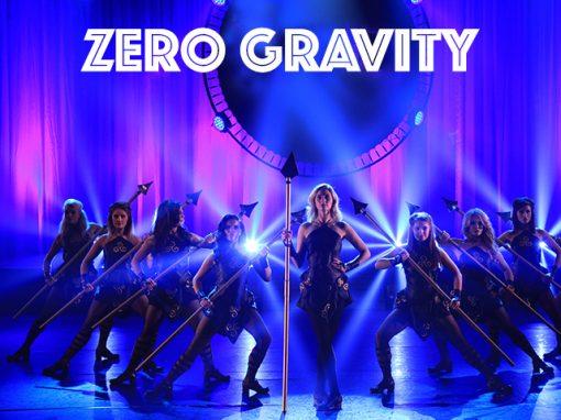 Zero Gravity<br>an Irish dance experience